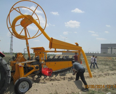 Trencher Photos Trencher Trenching Machines 10 495x400