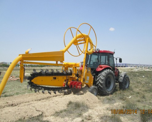 Trencher Trenching Machines  Trencher Photos Trencher Trenching Machines 9 495x400