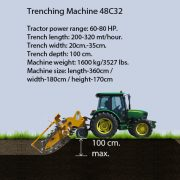 trenching machines TRENCHING MACHINES AND SOME FIELDS OF APPLICATION trencher machines 180x180