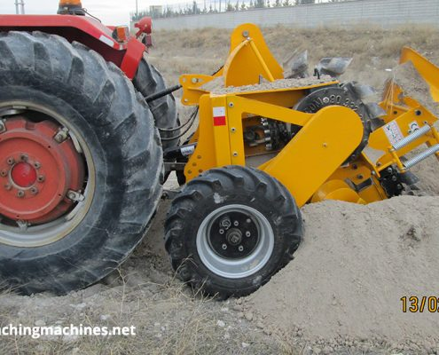 Self Creepy Trenching Machines trencher machine About Trencher Machine Self Creepy Trenching Machines 495x400