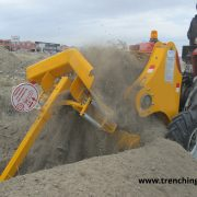Self Creepy Trenching Machines Manufacturer Konya  Trencher machine Self Creepy Trenching Machines Manufacturer Konya 180x180