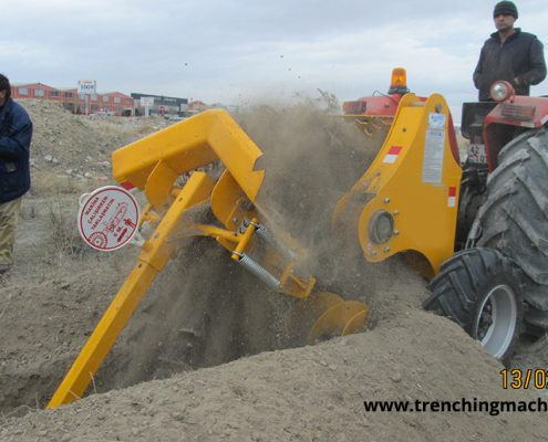 Self Creepy Trenching Machines Manufacturer Konya trencher machine About Trencher Machine Self Creepy Trenching Machines Manufacturer Konya 495x400