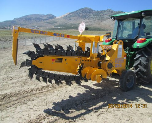 Trenchers Manufacturer from Turkey trenching machine Trenching Machines – 48C40 Trenchers Manufacturer from Turkey 495x400