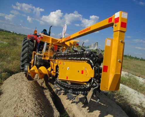 trenching machine Trenching Machines – 48C40 Trenching Machine 1 495x400