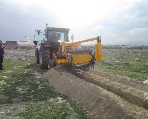 trenching machine Trenching Machines – 48C40 Trenching Machine 12 495x400
