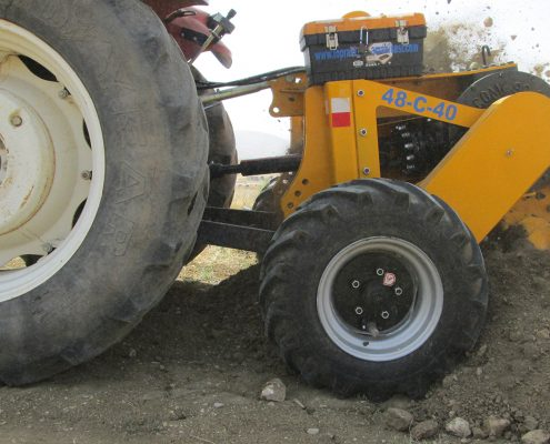 trenching machine Trenching Machines – 48C40 Trenching Machine 4 495x400