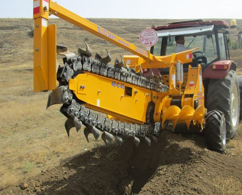 Trencher Photos Trenching Machine 6 495x400