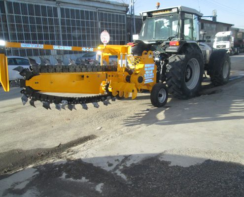 trenching machine Trenching Machines – 48C40 Trenching Machine 9 495x400