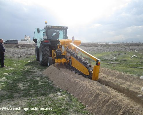 trenching machine Trenching Machines – 48C40 Trenching Machines Hard Soil 11 495x400