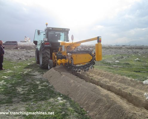 trenching machine Trenching Machines – 48C40 Trenching Machines Hard Soil 12 495x400
