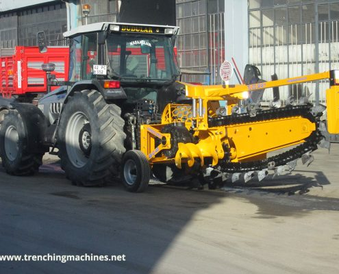 Trencher Photos Trenching Machines Hard Soil 3 495x400