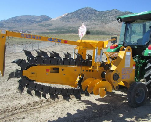 trenching machine Trenching Machines – 48C40 trenchingmachines 48C32 5 1 495x400