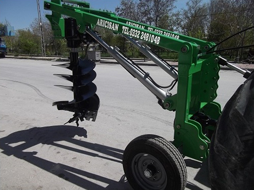 tractor earth auger Tractor Earth Auger Machine Earth Auger Machine 3