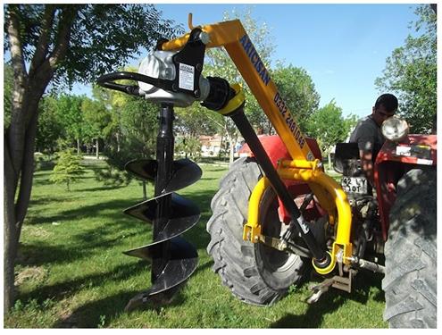 pit digger machine Pit Digger Machine pit digger 1