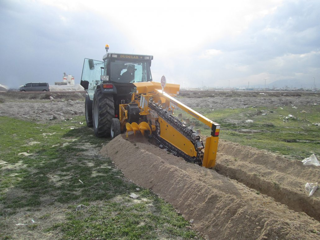 Trenching Machine Manufacturers